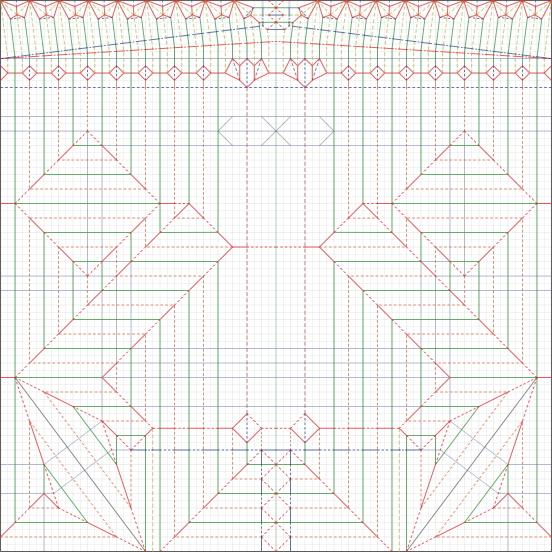 Euthysanius Beetle Ii Opus 591 Robert J Lang Origami