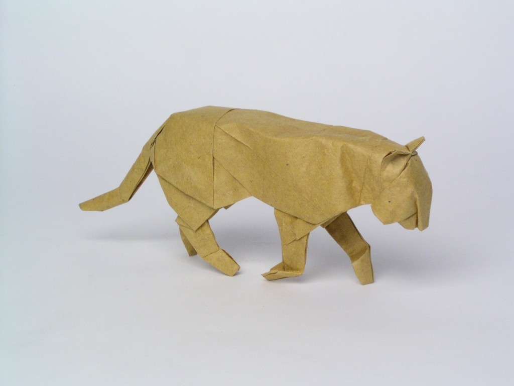 Origami Lions - Page 1 of 4 | Gilad's Origami Page | 768x1024