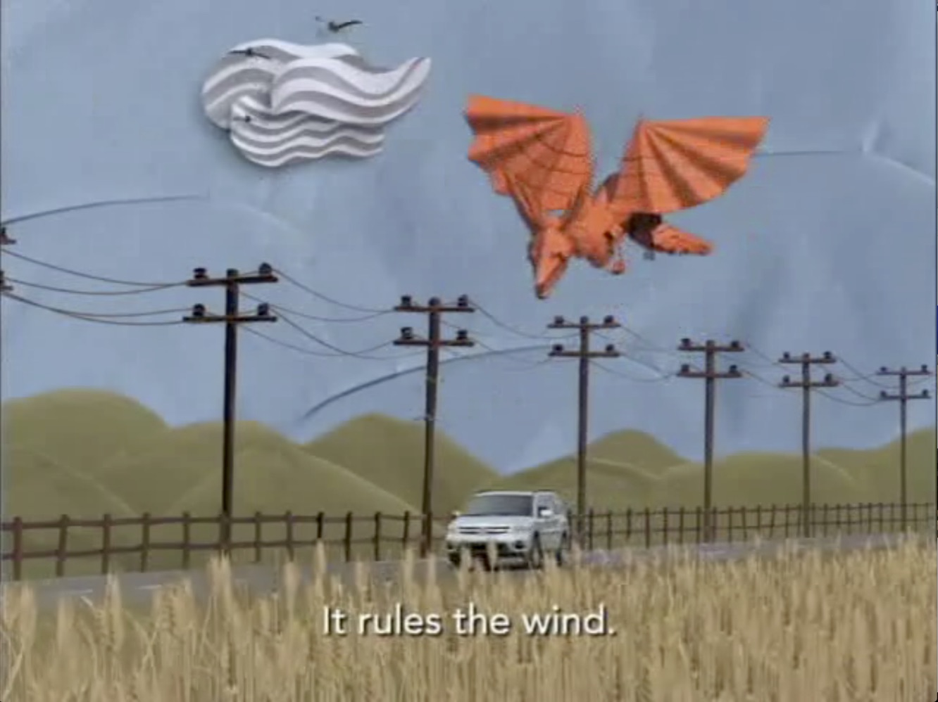 rules the wind