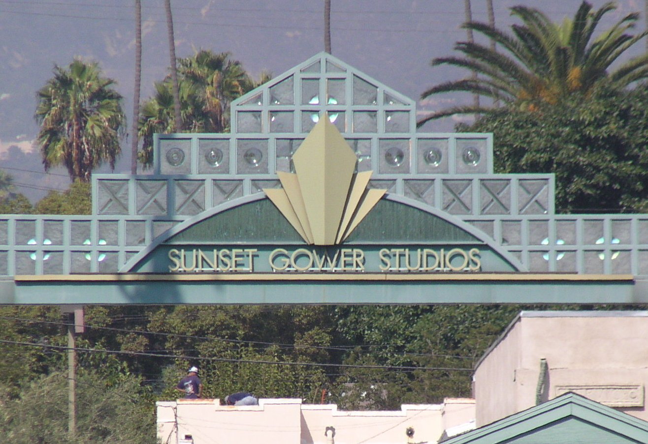 logo of sunset gower studios