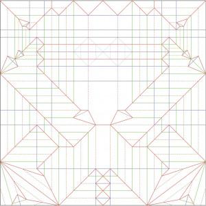 Tarantula by Robert Lang - OrigamiArt.Us | 300x300